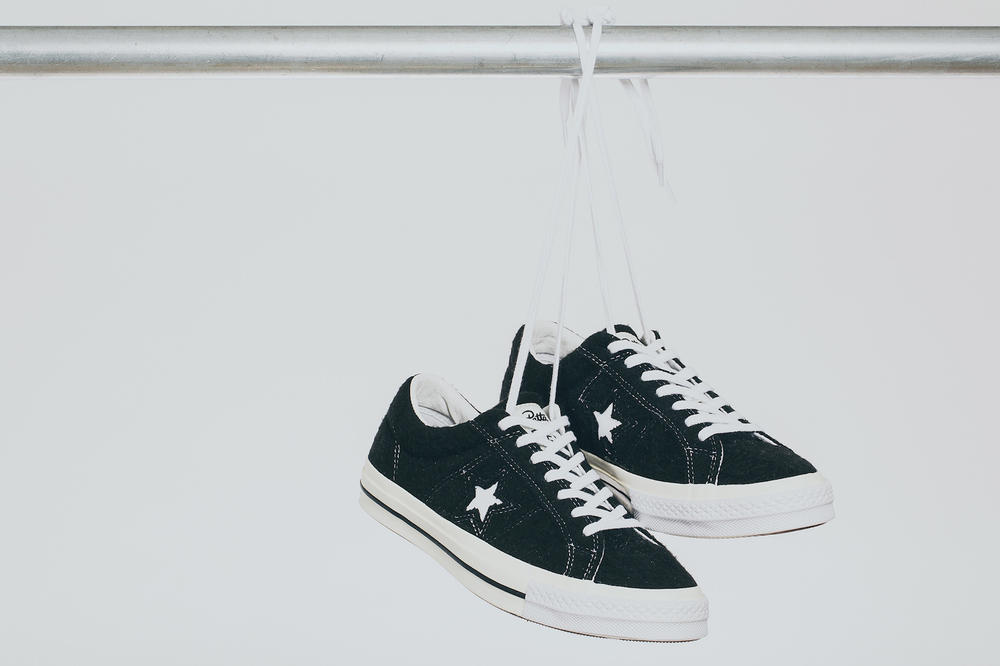 Patta Deviation Converse Chuck Taylor All Star 1970 One Star Footwear Shoes Sneakers