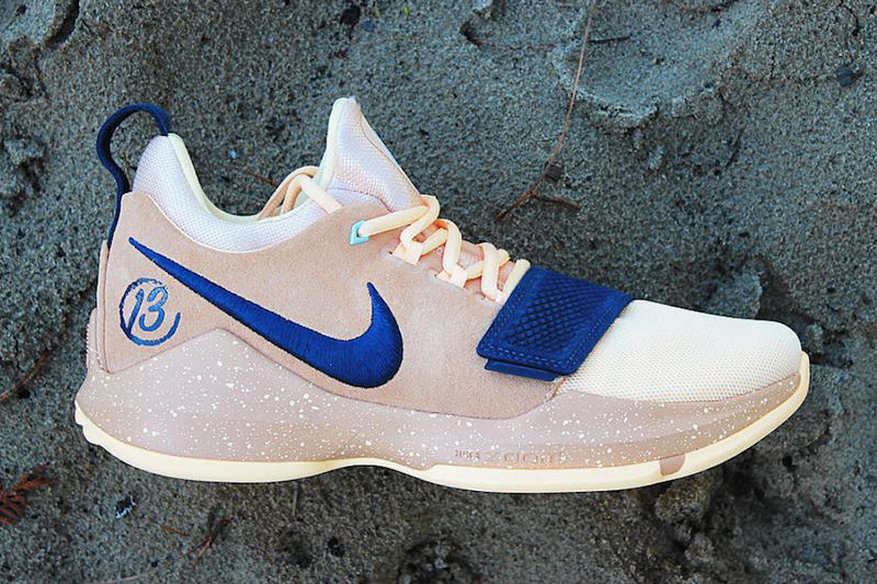 Paul George Indiana Pacers Oklahoma City Thunder PG 1 Wild Wild West PE Release Info Date Drops House of Hoops OKC NYC