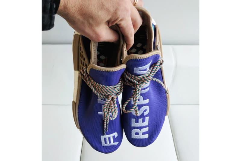 another chance 6f530 a83ba Pharrell's adidas Hu NMD Respira Friends Family | HYPEBEAST