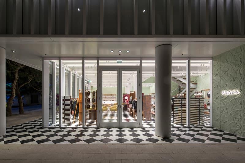 Prada S New Miami Design District Store Hypebeast