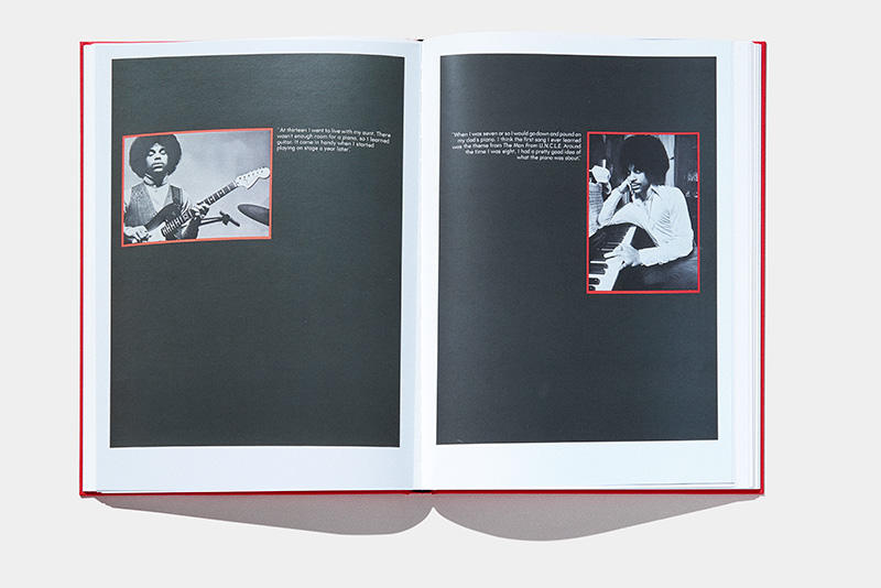 Prince 'Pre Fame' Book robert whitman photography photographs singer artist musician books holiday gift guide fans