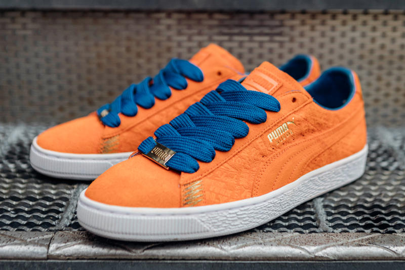 7f7e7b498 PUMA Suede 50 Breakdance Cities Pack Blue Red White Orange New York Berlin  Seoul Paris Classic