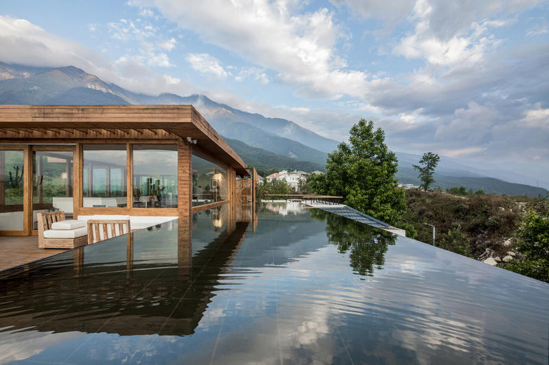 Pure House Boutique Hotel Yueji Architectural Design Office Diancang Shan Eryuan Dali China
