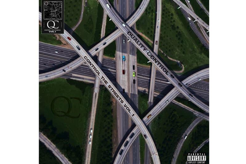 Quality Control Control The Streets Vol 1 Migos Lil Yachty Travis Scott Cardi B
