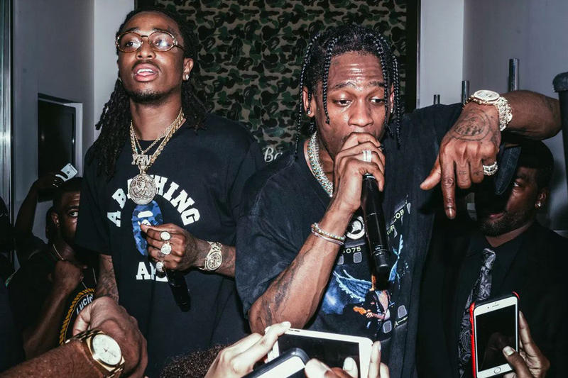 Quavo Travis Scott Huncho Jack, Jack Huncho Collab Project Title