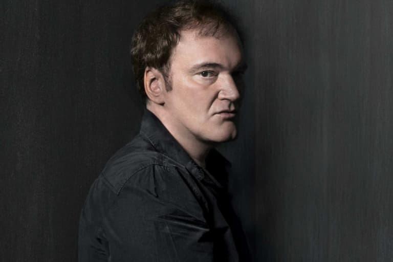 Quentin Tarantino Star Trek Chris Pine J.J. Abrahms Zachary Quinto Sicario Mark L. Smith