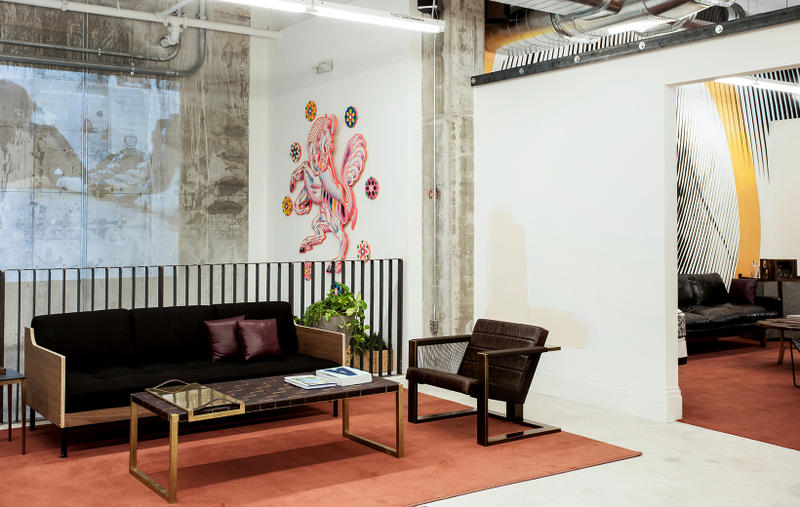 rag & bone's Concept Space in Miami