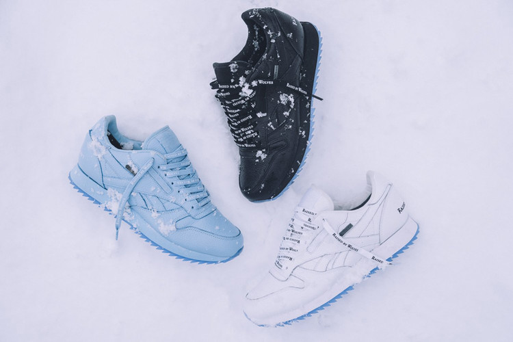 f628753c363 Raised By Wolves Updates the Reebok Classic Leather With GORE-TEX