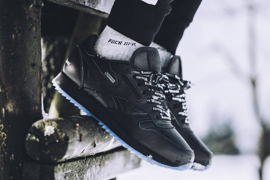newest collection wholesale sales sale usa online Raised By Wolves x Reebok Classic GORE-TEX Pack | HYPEBEAST
