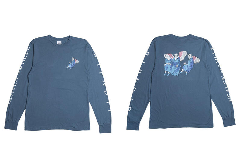 RIPNDIP Fall Winter 2017 Collection LORD NERMAL Vincent van Gogh