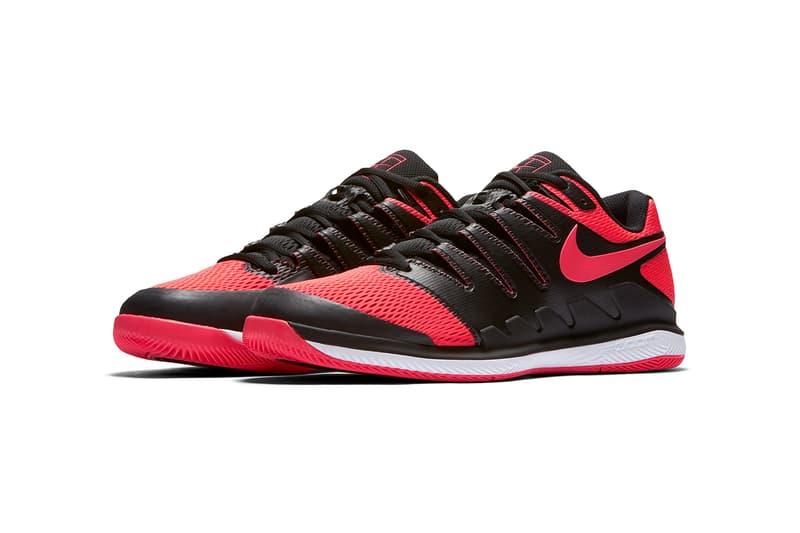 Roger Federer S Nikecourt Air Zoom Vapor X Hypebeast