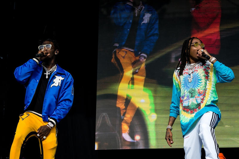 Rolling Loud 2017 SoCal Performances Livestream Future Migos Lil Uzi Vert 21 Pump Savage Lil Post Malone