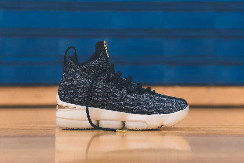 Ronnie Fieg Gifts KITH Nike LeBron 15 Cardozo High School basketball kicks sneakers footwear Benjamin N. documentary