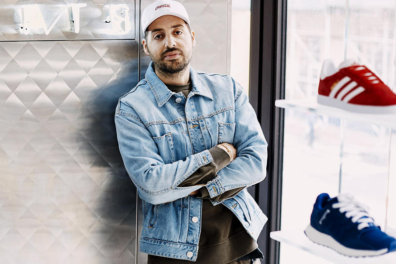 Ronnie Fieg Inside Mind KITH Job How to WWD Story 2017 December 12 interview brand retail sneakers collaborations store