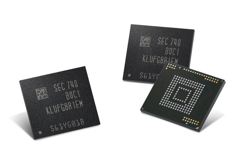 Samsung 512GB Smartphone Storage Universal Flash Storage