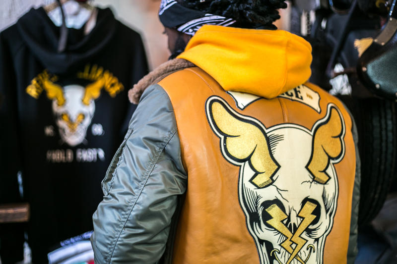 Schott NYC D*Face Fireman Jacket Competition 1 of 20