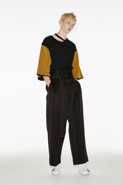 Shareef Spring Summer 2018 Lookbook collection Tokyo Japan