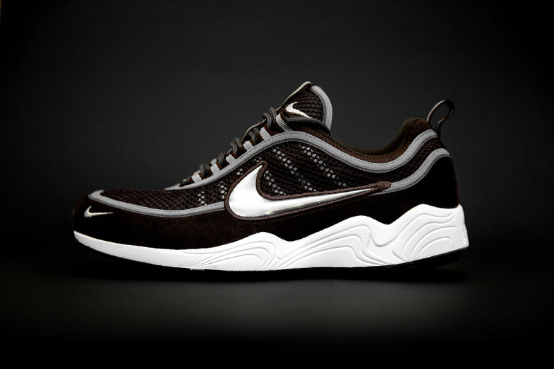 size Nike Air Zoom Spiridon Pack Olive Green Black 2017 December 9 Release Date Info Sneakers Shoes Footwear