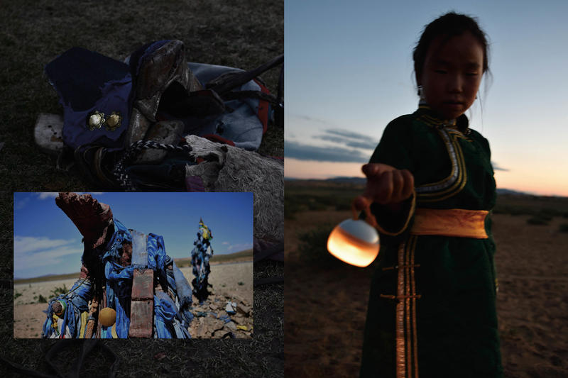Snow Peak 'intelligence' Magazine Photo Diary Mongolia Nishijin-ori Nishijin-Ori