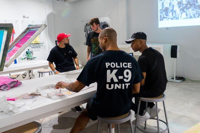 Social Studies Miami Pop Up Workshop Recap Hypebeast