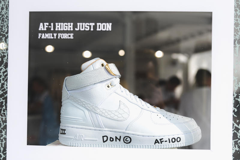 Dubai Sole DBX 2017 Recap Photos Jeff Staple Nike Puma han kjobenhavn custom levis denim workshop pigeon dunk supreme punching bag deck bearbrick undercover basketball air force 1 af100 pusha t dior mo flo serious klein teyana taylor shebani