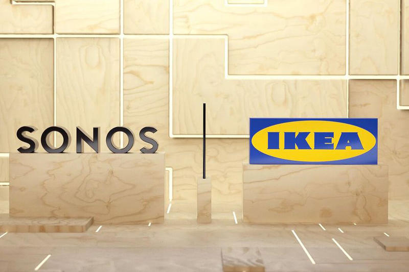 Sonos IKEA Partnership Music Sound Integration Home Smart