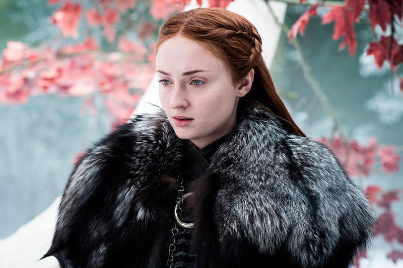Sophie Turner Game of Thrones Season 8 2019 Date