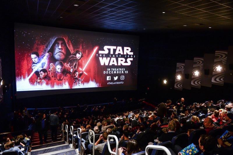 star wars the last jedi opening first weekend box office ticket sales global usa states united states international domestic movie lucasfilm walt disney episode 8 viii