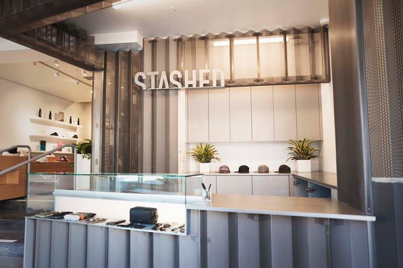Steve Stoute's Stashed Store Inside Look