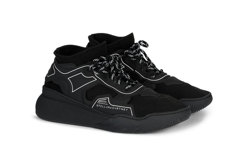 Stella McCartney 2018 Spring Summer Mens Sneakers Glueless Running Sneaker Eclypse Release Info Drops Date