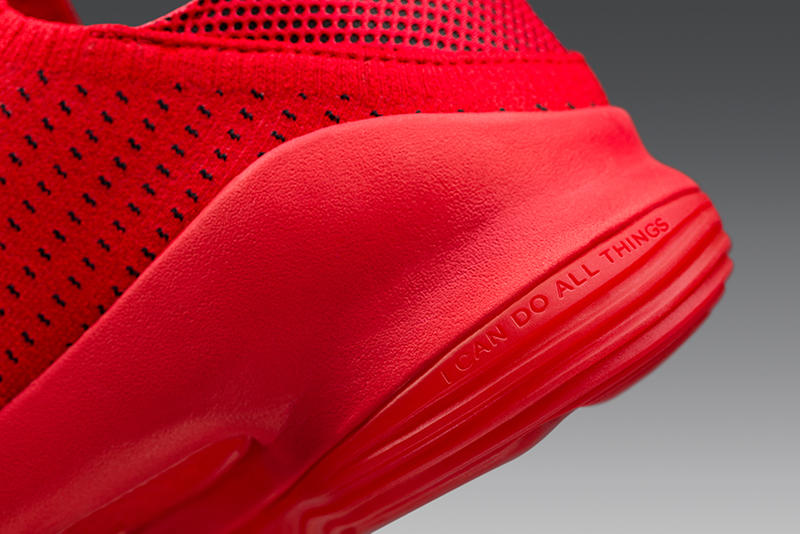 Under Armour Curry 4 Low Nothing But Nets Red Stephen Curry United Nations Malaria Campaign