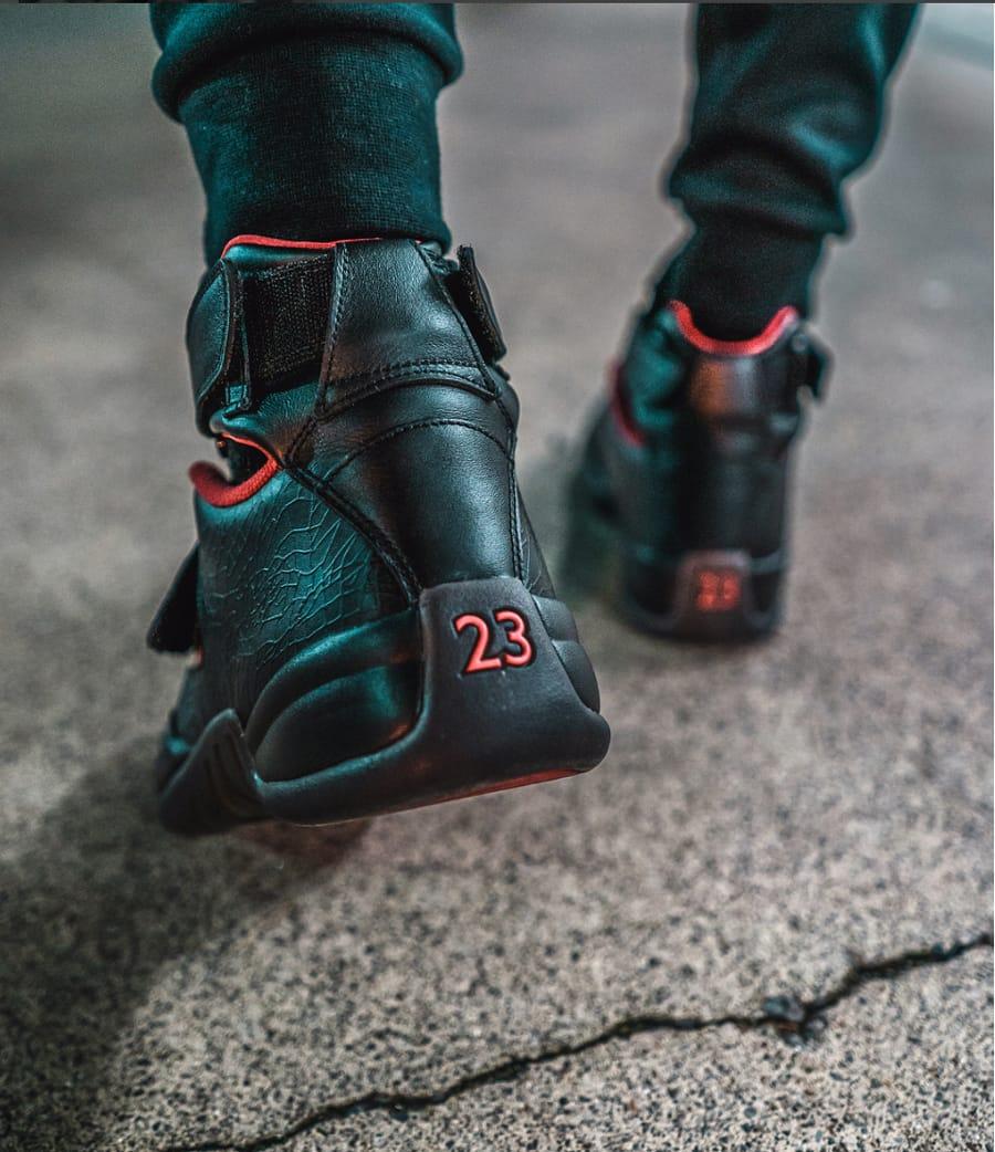 Steve Wiebe x Air Jordan 10 \
