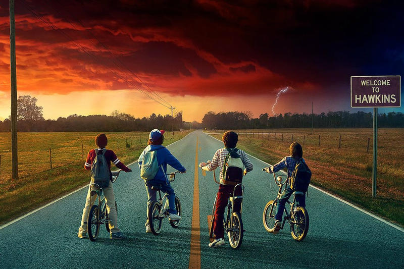 Stranger Things Season 3 Renew Netflix 2017 December 1