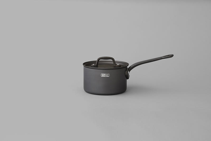 STUSSY Livin GENERAL STORE Stockpot Sauce Pan ETOETOTEATO 2017 December Release Date Info Japan Kitchenware