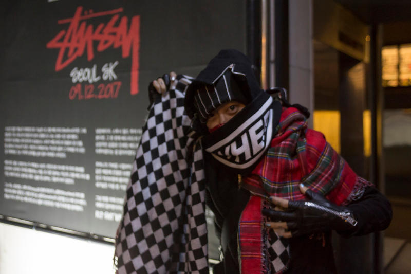"Stussy Seoul x Lil Silva ""Nowhere #002"" Party Recap 2017"
