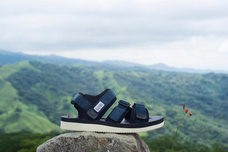 SUICOKE Spring 2018 Footwear Collection Lookbook Sandals Moto-Cab Moto-VS Depa-V2 Kisee-V Moto Vibeu