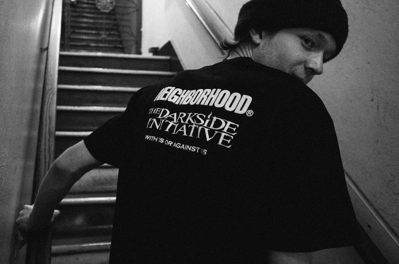 The Darkside Initiative NEIGHBORHOOD Kuumba 10th Year Ten Anniversary Collaboration San Francisco 2017 December 15 Release Date Info