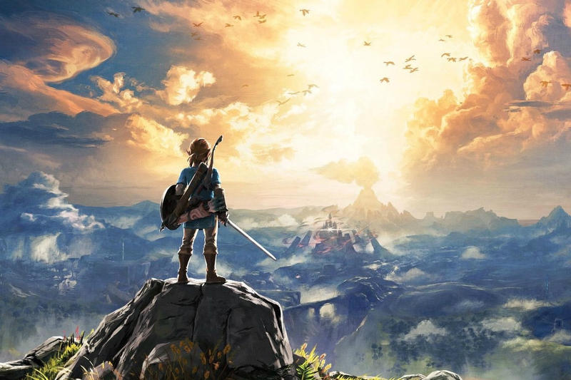 The Game Awards 2017 Winners Legend of Zelda Breath of the Wild Game of the Year Nintendo Switch Overwatch Cuphead Indie Multiplayer E-sports Hellblade Nier Automata
