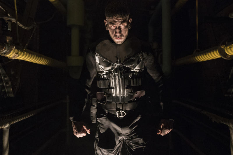 The Punisher Renewed Season 2 Netflix marvel televison tv show series two