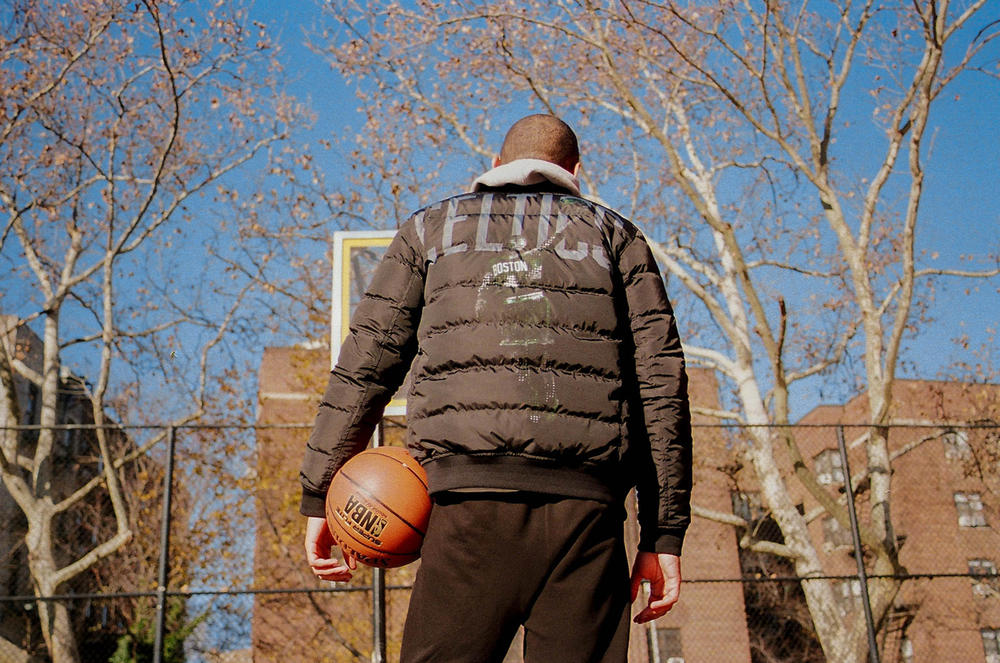 The Very Warm x NBALAB Fall Winter Outerwear, Puffers, Jackets, Bombers, Reversible
