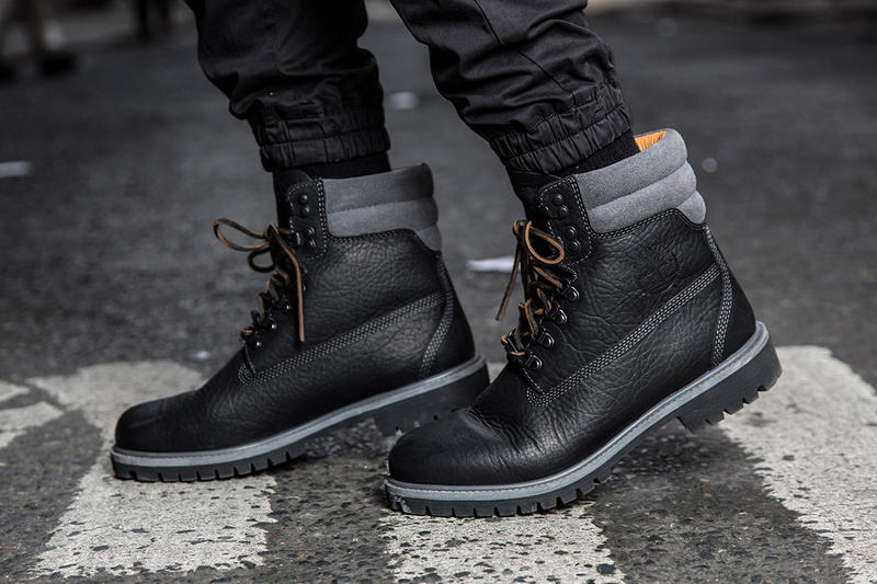 best sneakers 3a247 c392a Timberland 640 Below 6-Inch Boot Black Highway December 23 2017 Release