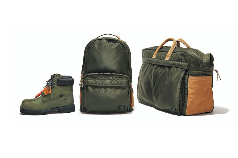 Timberland PORTER Collection 6-Inch Boot December 9 Release Bags Accesories