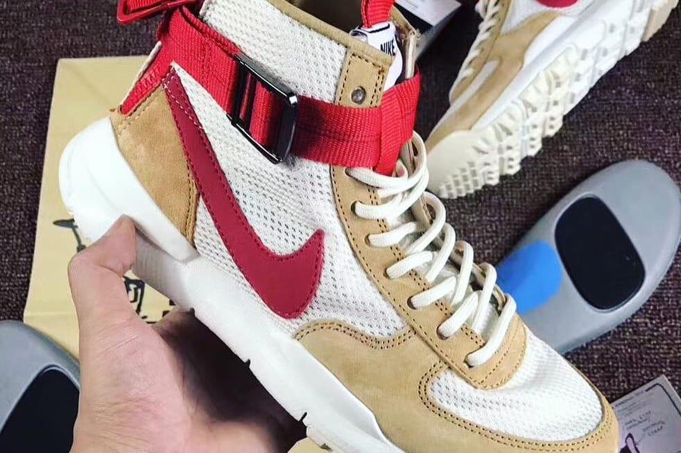 Tom Sachs x Nike Mars Yard 2.0 High-Top