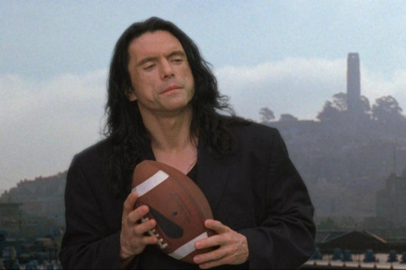 Tommy Wiseau The Room Twitter Question and Answer Session The Room