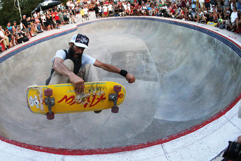 Tony Alva Vans Z Boys Skateboarding Dogtown Olympics Olympic Games