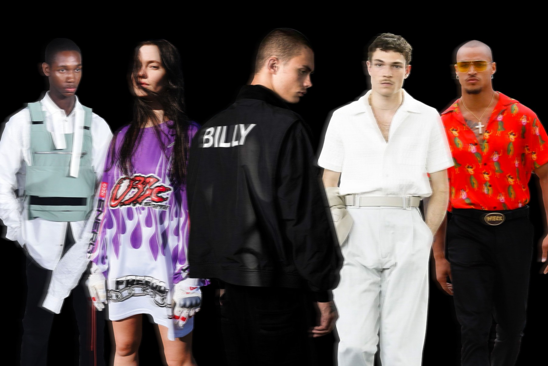 Top 10 Emerging Fashion Brands 2017 up and coming ten 032c  Advisory Board Crystals BILLY doublet readymade GmbH no vacancy inn  HELIOT EMIL some ware sss world corp new
