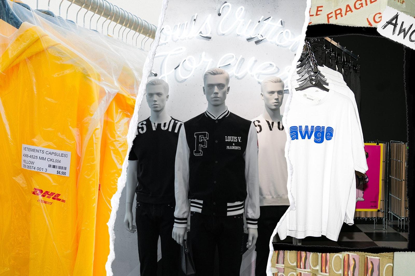 Top 10 Fashion Pop-Ups 2017