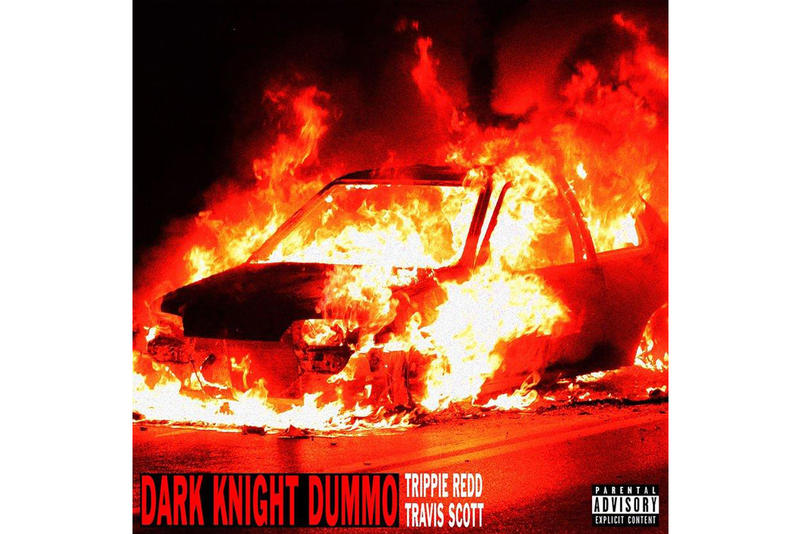Trippie Redd Travis Scott Dark Knight Dummo