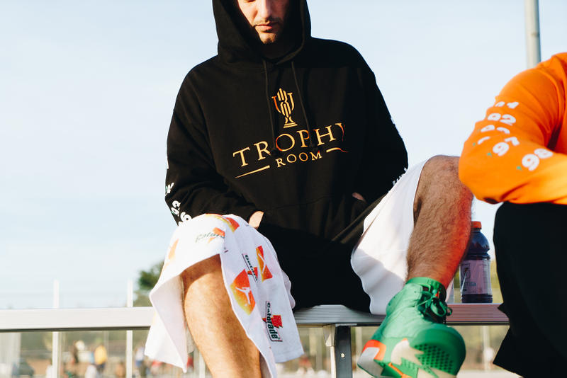 Trophy Room Gatorade Capsule Like Mike Jordan Brand fashion