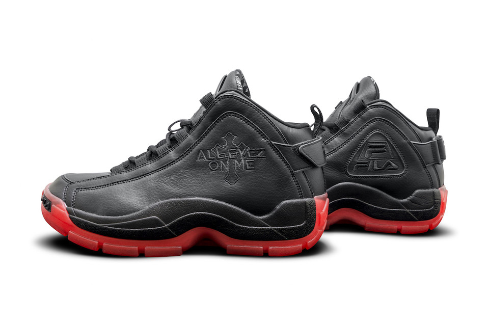 brand new 1f94b eed15 FILA Releases Tupac-Inspired